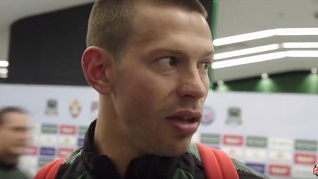 Смолов незаслуживал наказания вматче с«Арсеналом»— Валерий Газзаев