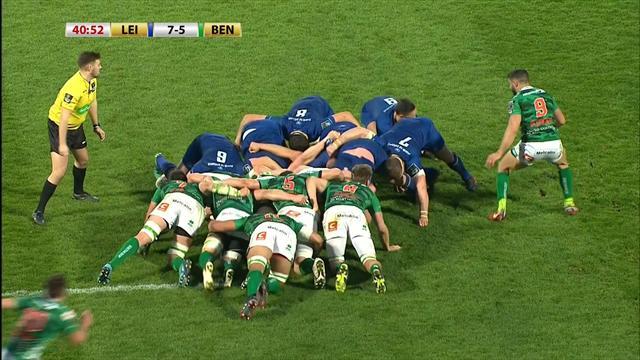 Benetton Rugby, che impresa: batte Leinster a domicilio, 11esima vittoria stagionale