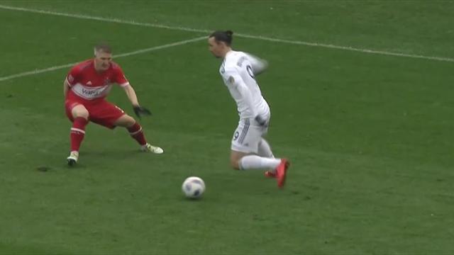Zlatan Cam: alle hoogtepunten tegen Chicago Fire