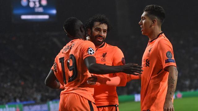 Et si Liverpool disposait du meilleur trio offensif d'Europe ?