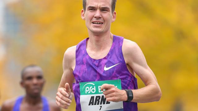 Gabius ist fit für den Boston-Marathon und peilt Top-Platzierung an