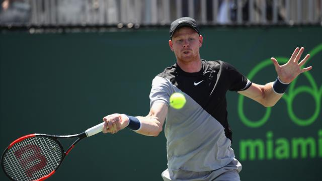 Edmund into first World Tour final after two wins in a day