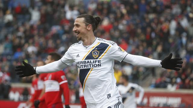 Scorende Zlatan toch naar WK?