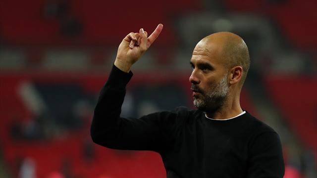 Otra liga más para Guardiola: El Manchester City se proclama campeón sin jugar
