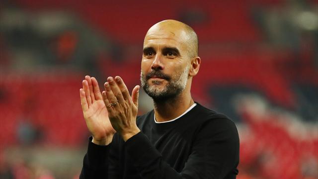 """Guardiola : """"Dans nos coeurs pour le reste de nos vies"""""""
