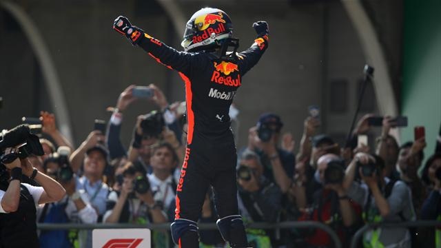 Fantastic Ricciardo takes dramatic China victory