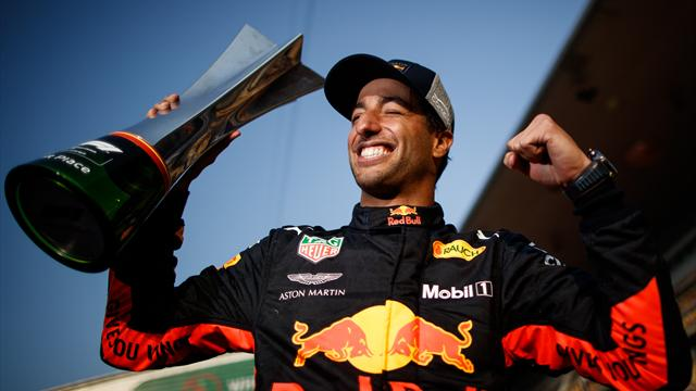 bonus malus ricciardo r jouissant verstappen incorrigible vettel maudit grand prix de. Black Bedroom Furniture Sets. Home Design Ideas