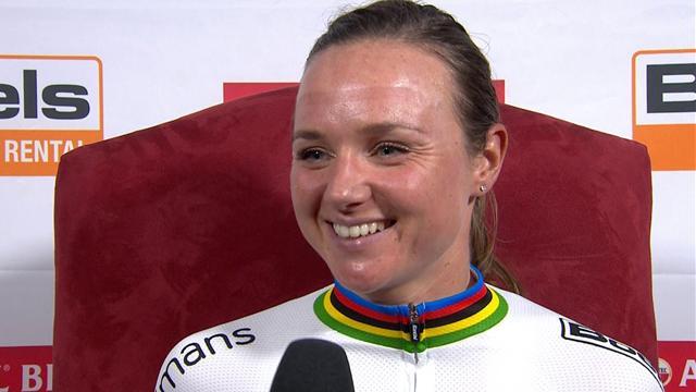 Amstel Gold Race: interview Chantal Blaak