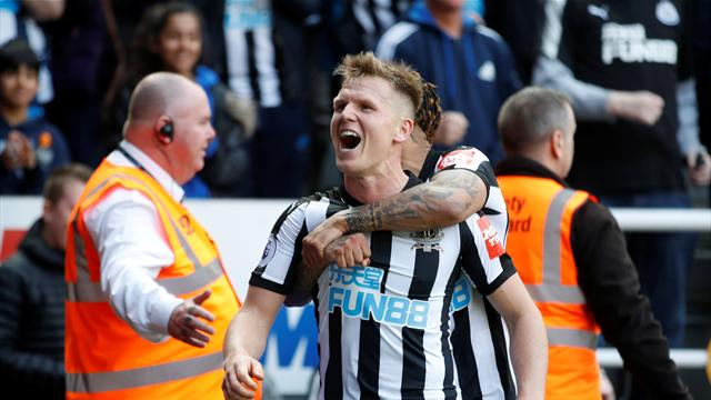 Ritchie caps Newcastle comeback as Arsenal's away struggles continue