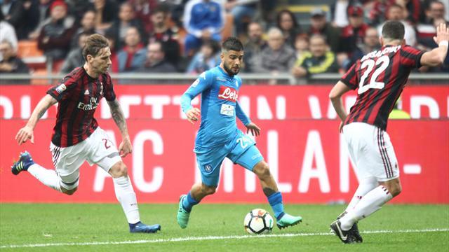 Donnarumma respinge il Napoli e il Milan regge: a San Siro finisce 0-0