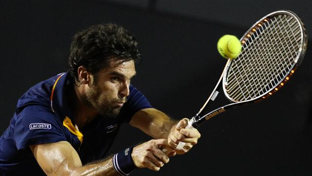 Andujar thrashes Edmund to win Marrakech title