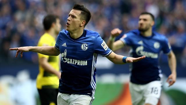 Double plaisir pour Schalke