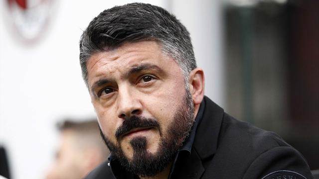 """Gattuso: """"Donnarumma come Dida? Non mi ricordo nemmeno quella parata"""""""