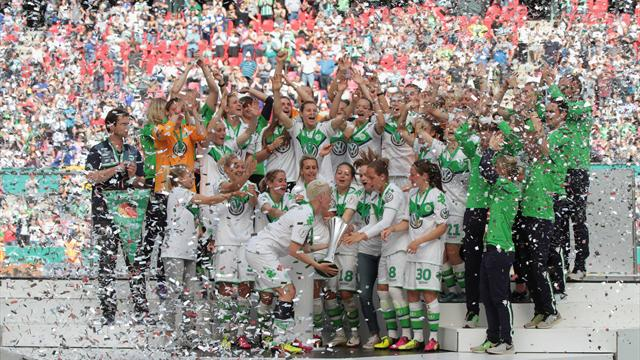 Traumfinale im DFB-Pokal: Bayerns Frauen fordern Titelverteidiger