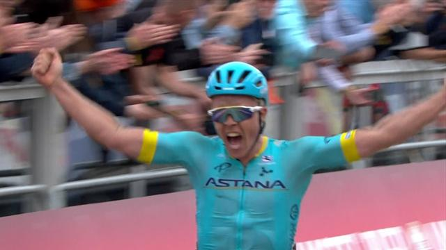Valgren düpiert Konkurrenz im Finish des Amstel Gold Race