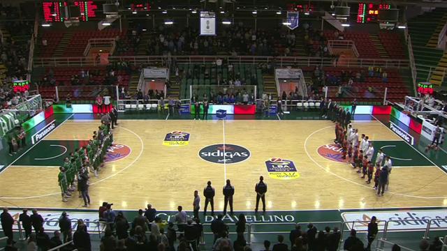Highlights: Sidigas Avellino-VL Pesaro 103-81