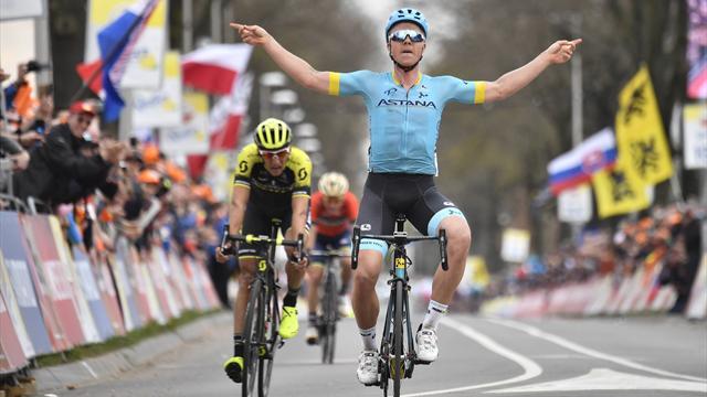 Mit Video | Valgren krönt Flucht zum Sieg beim Amstel Gold Race