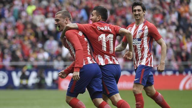 L'Atlético a bien fait le boulot