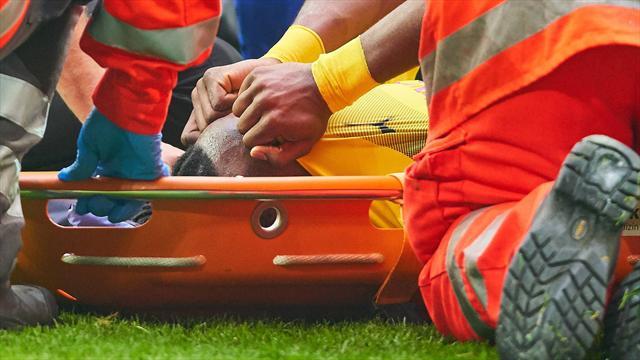Schwere Verletzung? Große Sorgen um Batshuayi