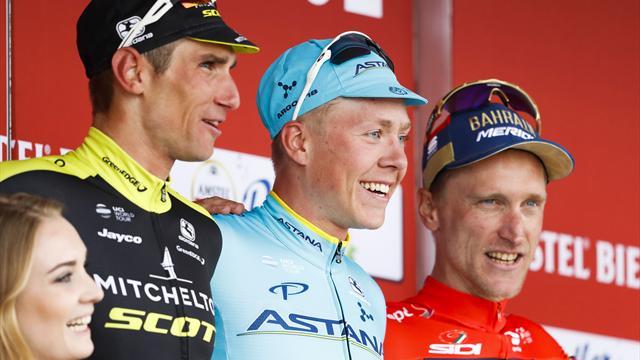 Laatste 2 kilometer Amstel Gold Race 2018