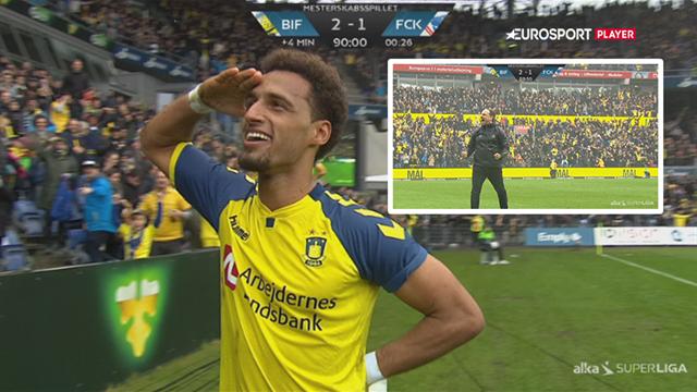 Highlights: Brøndby-comeback fuldendt i slutminutterne efter fantastisk derby!