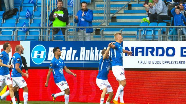 Molde tilbake på vinnersporet etter annullert Lillestrøm-mål: – Feilaktig dømt