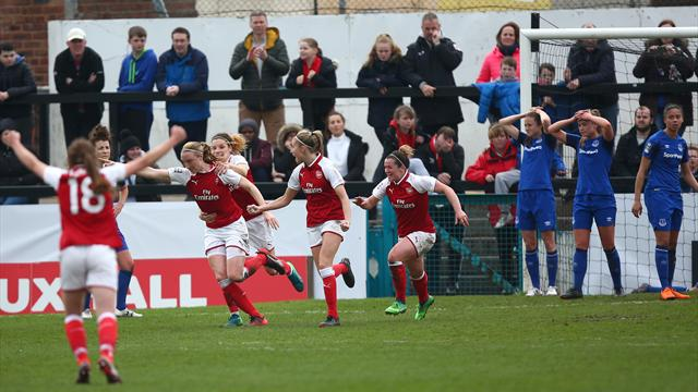 Arsenal and Chelsea reach Women's FA Cup final
