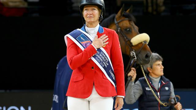 U.S. dominant as Beezie Madden claims second World Cup Show Jumping title