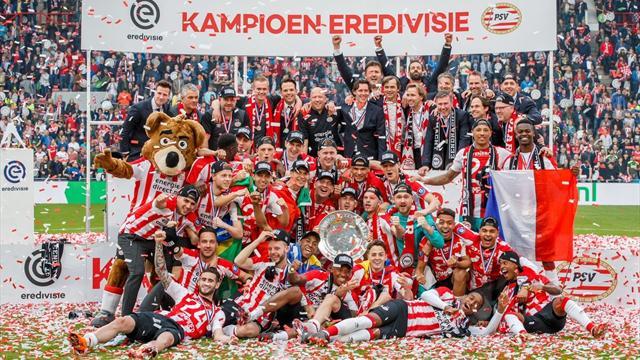 ПСВ грохнул «Аякс» и стал чемпионом Голландии