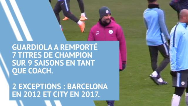 Man. City - Le profil de Pep Guardiola, champion d'Angleterre