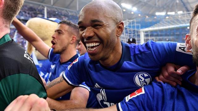 El Schalke da un golpe de autoridad y se asienta como segundo