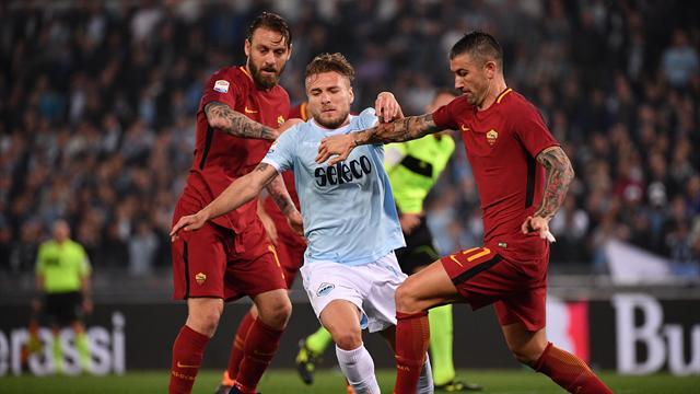 Il derby di Roma si è adeguato alla «riscossa» degli 0-0. E così, tutto come prima