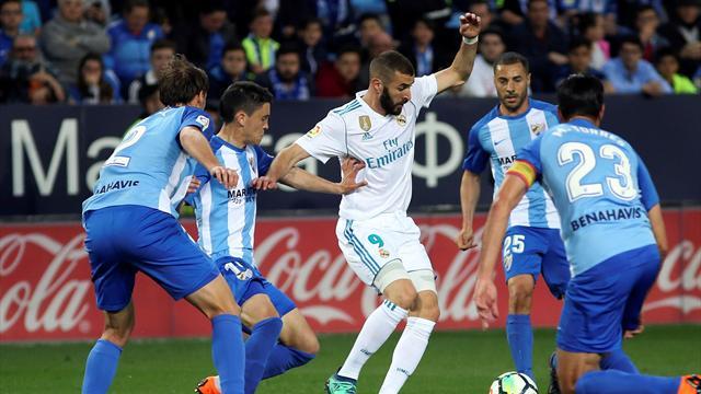 El maravilloso gesto técnico de Benzema para reconciliarse con el madridismo