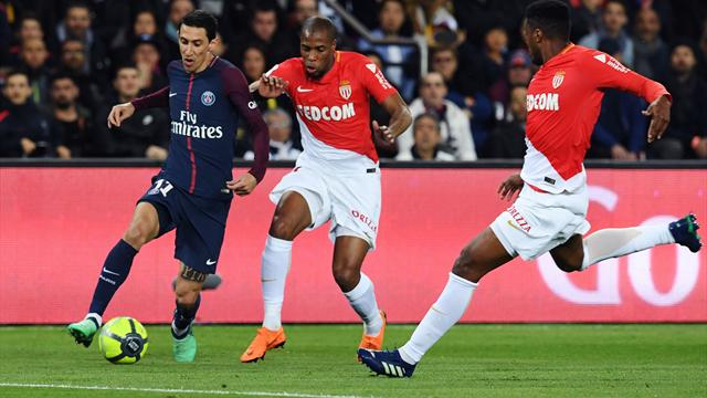 Blessé contre le PSG, Sidibé tremble pour son genou — ASM