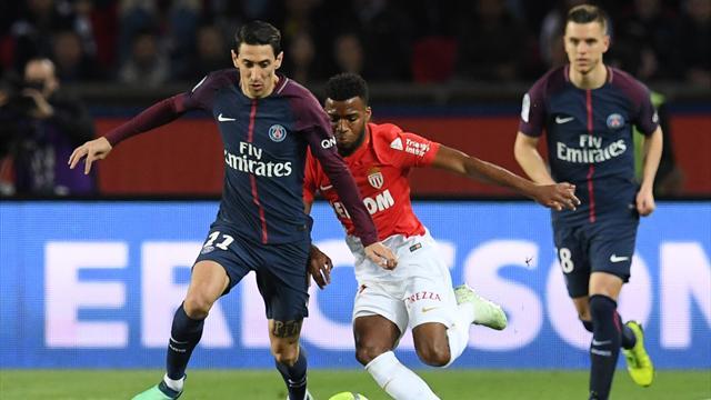 EN DIRECT : Le PSG mène déjà 4-1 face à Monaco à la mi-temps et s'envole vers le titre