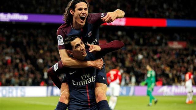 El París Saint Germain sella su séptimo título con una goleada histórica