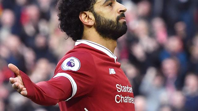Salah would prize Champions League glory over personal accolades