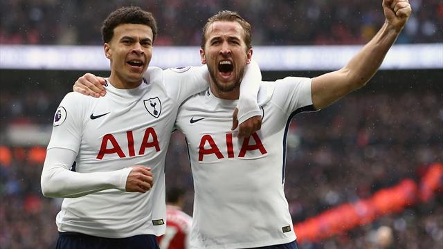 Alli tells Kane to ignore criticism for claiming goal in Tottenham win at Stoke