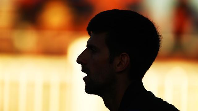 Plus bas que terre, Djokovic s'attaque à une montagne