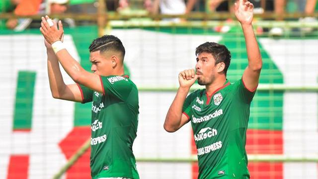 Marathón y Motagua clasifican a la semifinal del fútbol en Honduras