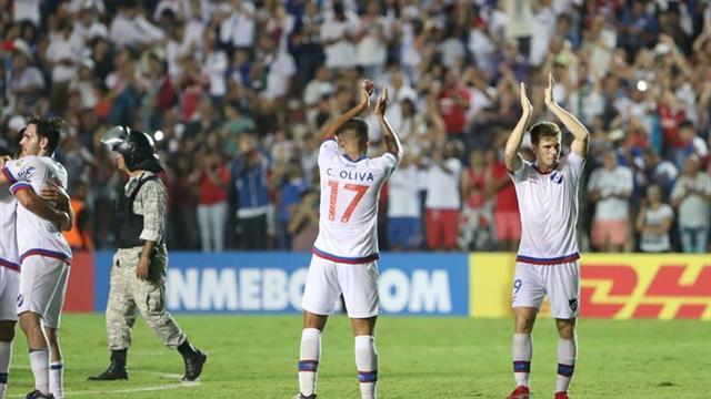 Nacional gana y se mantiene en solitario en el liderato del Apertura uruguayo