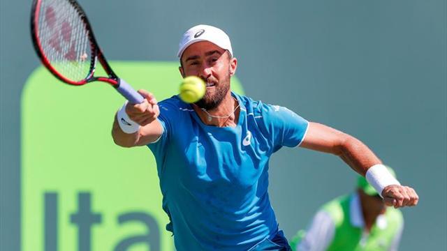 Johnson revalida el título de campeón en el Masters de Houston, tras vencer a Sandgren