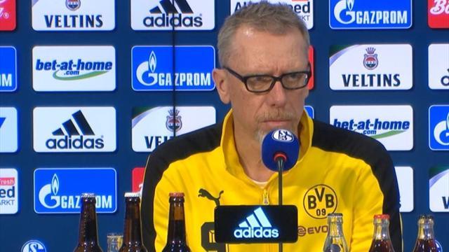 Stöger erklärt: Darum schmorte Götze im Derby auf der Bank