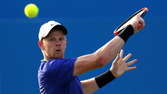 Kyle Edmund beaten in Marrakech final as wait for maiden ATP Tour title goes on