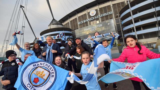 Manchester City a câștigat titlul Premier League