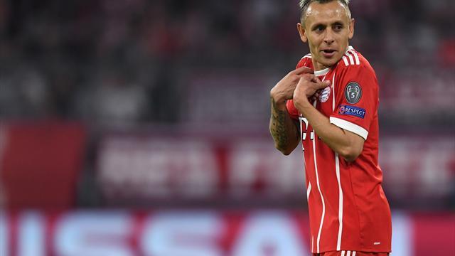 """Nach """"Robbery"""": Auch Rafinha soll bei Bayern verlängern"""