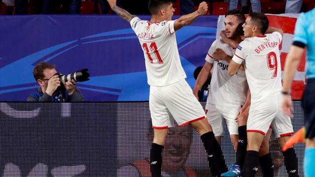 El Sevilla ha ganado en ocho de sus doce últimas visitas a Riazor