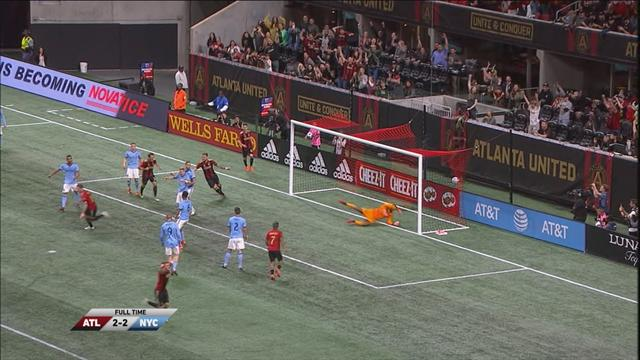 Highlights: Atlanta United und NY City trennen sich unentschieden