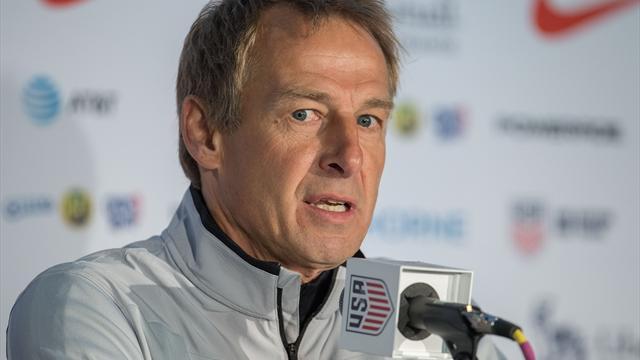 Klinsmann: Deutschland ist nicht der Top-Favorit