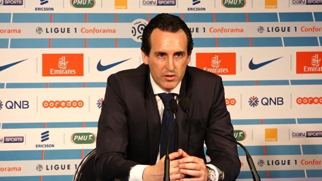 PSG : Mercato, Unai Emery maintient sa position sur le projet